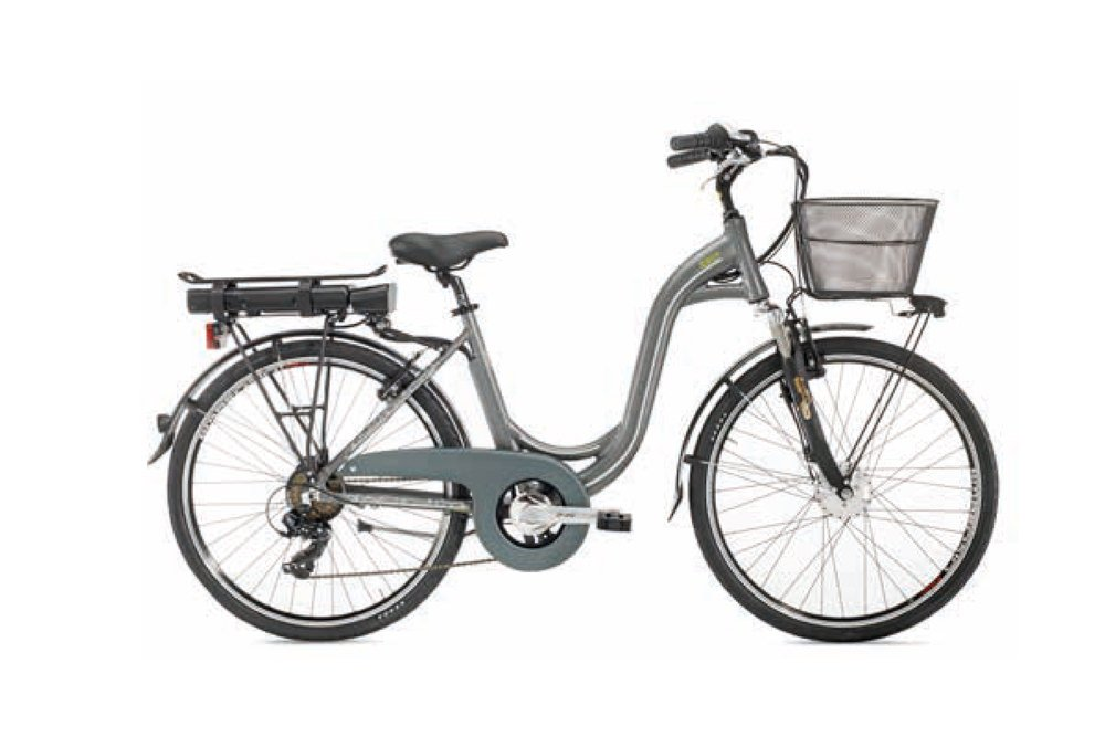 ECLIPSE E-BIKE EASY
