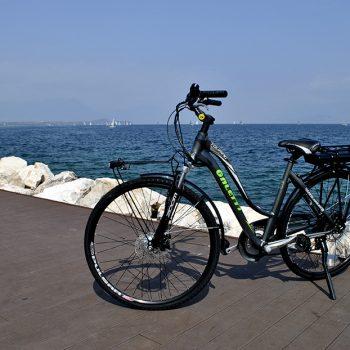 E-BIKE Rent Cava Bike Garda Lake